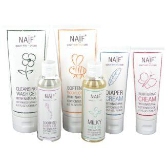 NAIF® Babypflege Starter-Set