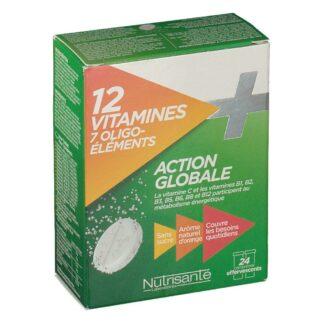 Nutrisanté Multivitamin + Spurenelemente