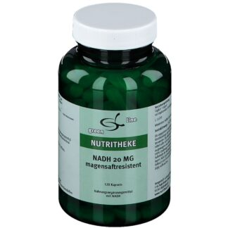 Nutritheke NADH 20 mg magensaftresistente Kapseln