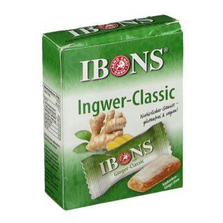 Original IBONS® Ingwer Bonbons Classic