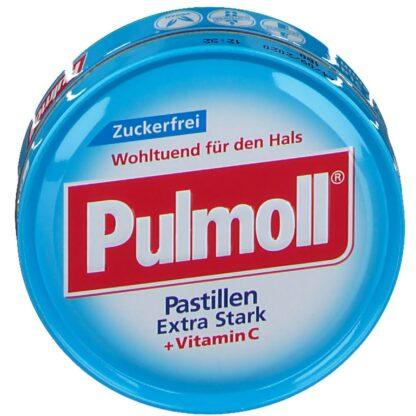 Pulmoll® Hustenbonbons extra stark zuckerfrei
