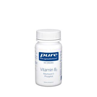 Pure Encapsulations® Vitamin B2 (Riboflavin-5-phosphat)