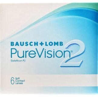 Pure Vision 2 HD 6 Monatslinsen