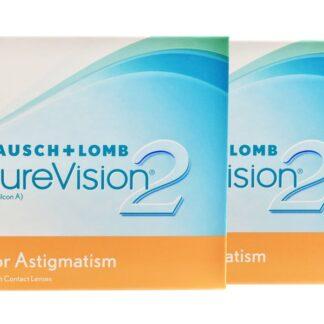 Pure Vision 2 HD For Astigmatism 2 x 6 Monatslinsen