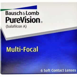Pure Vision Multifocal 6 Monatslinsen