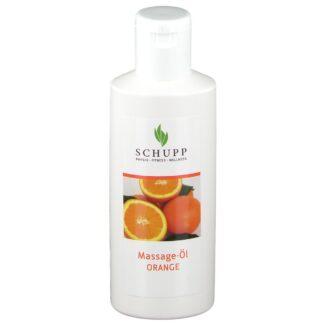 SCHUPP Massageöl Orange