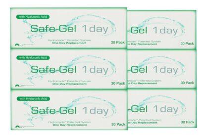 Safe-Gel 1 day 2 x 90 Tageslinsen Sparpaket 3 Monate