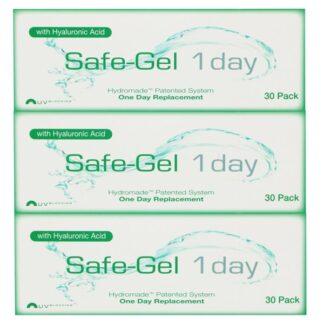 Safe-Gel 1 day 90 Tageslinsen
