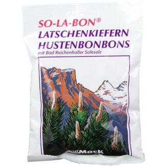 So-La-Bon® Latschenkiefern-Hustenbonbons mit Solesalz