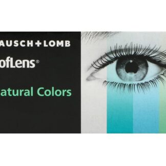 SofLens Natural Colors 2 farbige Monatslinsen