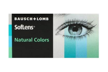 SofLens Natural Colors 2 farbige Monatslinsen