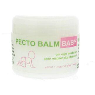 Soria Natural® Pecto Balm Baby