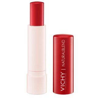 VICHY Naturalblend feuchtigkeitsspendender Lippenbalsam rot