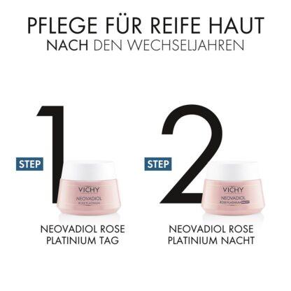 VICHY Neovadiol Rose Platinium Nachtpflege