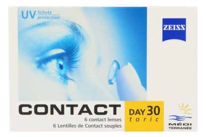 Zeiss Contact Day 30 toric 6 Monatslinsen