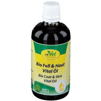 cd Vet Bio Fell & Haut Vital Öl