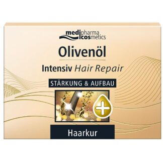 medipharma cosmetics Olivenöl Intensiv Hair Repair Kur