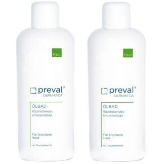 preval® PREVABAL Ölbad