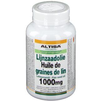 ALTISA® Huile de lin 1000 mg