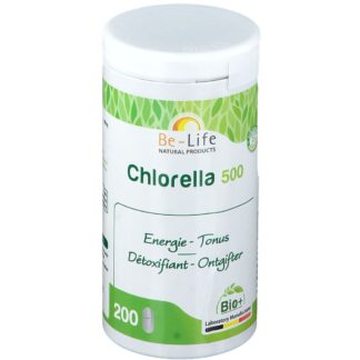 Be-Life Chlorella 500