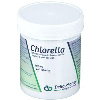 Deba Chlorella 500mg