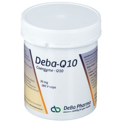 Deba Coenzyme Q10 30 mg
