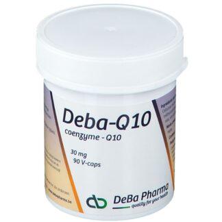 Deba-Q10 Coenzyme Q10 30 mg