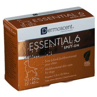 Dermoscent® Essential 6® spot-on Chien 10-20 kg pipette