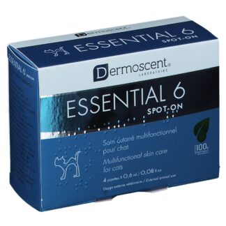 Dermoscent ® Essential 6 Spot-On Chat