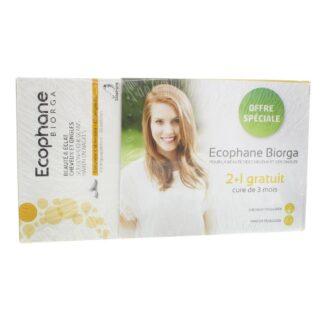 Ecophane Biorga Tripack Cure de 3 mois