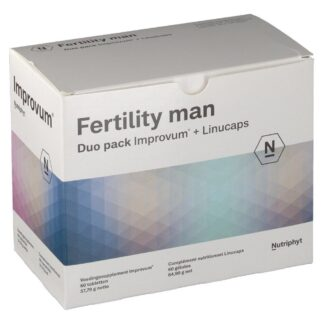 Fertility Man Duo Improve + Linucaps