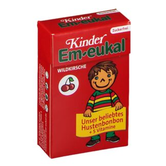 Kinder Em-eukal® Wildkirsche Minis zuckerfrei