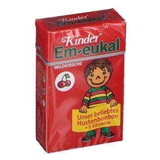 Kinder Em-eukal® Wildkirsche Minis zuckerhaltig