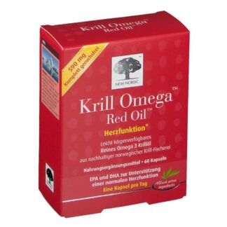 Krill Omega™ Red Oil