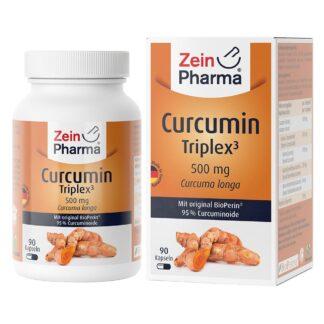 Kurkuma Kapseln Curcumin Triplex3 ZeinPharma