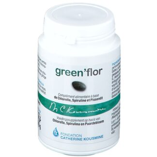 Lavboratoire Nuteria Green'flor