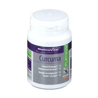 MannaVital® Curcuma Platinum