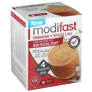 Modifast® Intensive Weight Loss Milchshake Kaffe-Geschmack