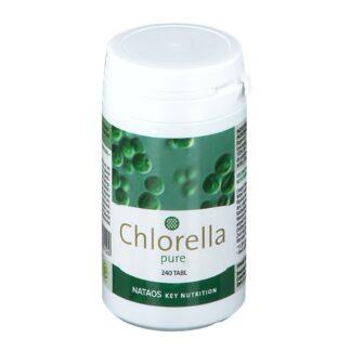 Nataos Key Nutrition Chlorella Pure