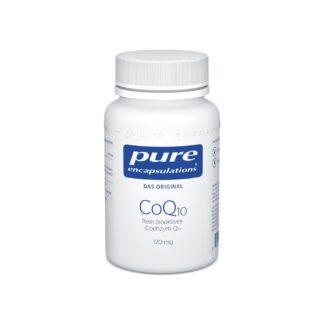 PURE ENCAPSULATIONS CoQ10 120 mg Kapseln