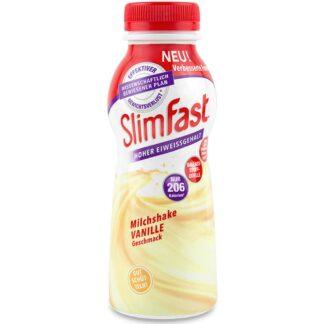 Slim Fast Milchshake Vanille