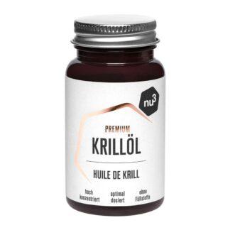 nu3 Huile de krill premium