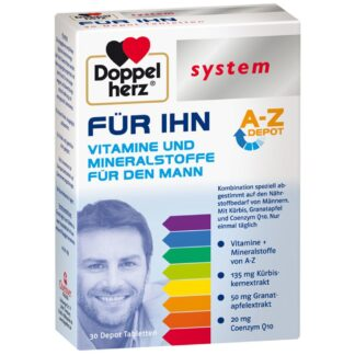Doppelherz® Systeme pour homme