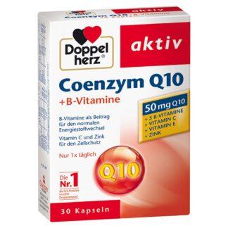 Doppelherz® aktiv Coenzyme Q10 + B-Vitamines