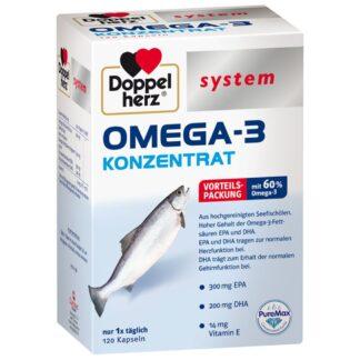 Doppelherz® system OMEGA-3 Konzentrat