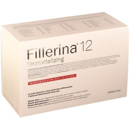 Fillerina® 12 Biorevitalizing Restructuring Filler Grad 4