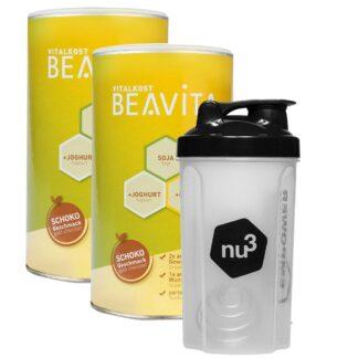 BEAVITA 7-Tage-Diät-Starterpaket Schoko