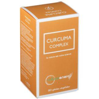 Natural Energy Curcuma Complex 500 mg