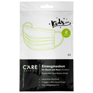 Artwizz Mundschutz & Masken Artwizz Mundschutz & Masken Einwegmasken für Mund und Nase (Kindergröße) 8.0 pieces