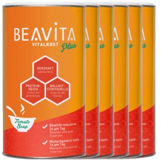 BEAVITA Vitalkost Plus Tomatensuppe